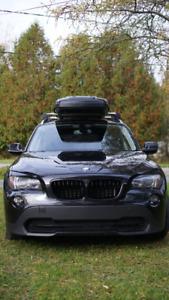 BMW X1 2012 28i xdrive sport noir padle shift H&R