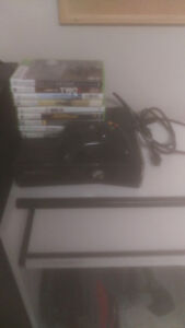 Xbox 360 , one controller, various games