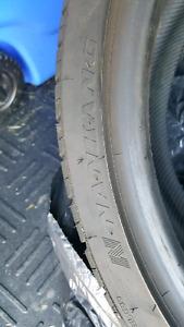 1 Nankang 275/30/19 tire