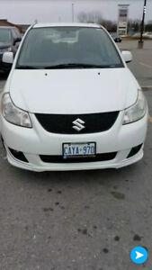 2010 Suzuki SX4 175000km *perfect starter car*