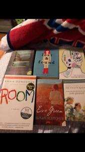Six different books