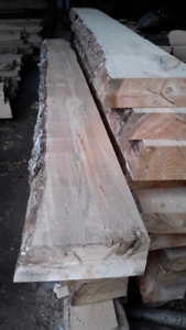 Fireplace Mantels Dry Red Pine -Indoor/Fireplace