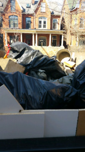 Junk and Garbage pick Fast Removals