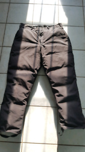 Authentic Canada Goose snow pants