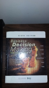 Business decision book