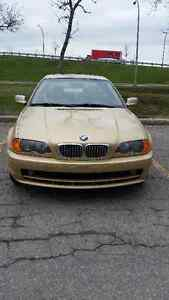 BMW 323ci 2000(E46) only 155 000km!!! Good condition
