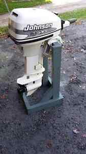 15 HP JOHNSON OUTBOARD