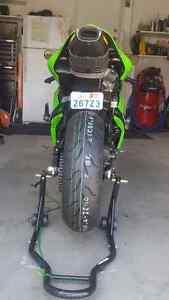 2008 ZX6R Green  600cc