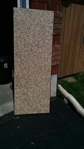 Brand new laminate countertop