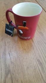 Genuine guiness mugs