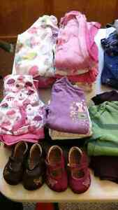 Girl's 12-18 month clothes