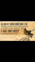 CONCRETE WORK, GENERAL CONTRACTING, FRAMING, RENOVATIONS,