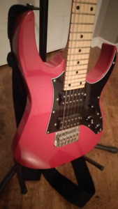 Ibanez Mikro maple neck electric guitar