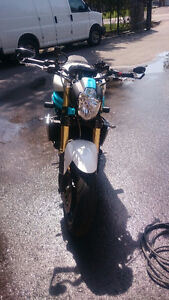 2007 Triumph SPEED Triple 1050cc