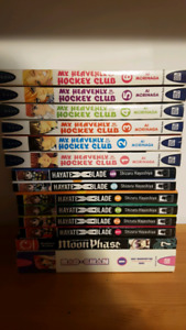 Manga for sale