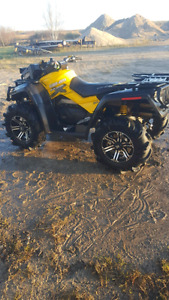2012 xmr 800 with 1500 milles
