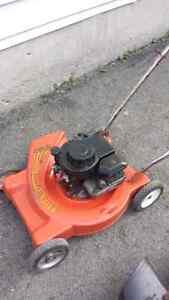 Great working lawnmower. $80