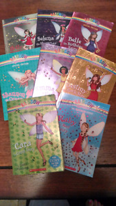 "8 Rainbow Magic Books *""special Addition**"