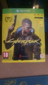 Xbox one cuberpunk 2077