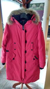 Manteau d'hiver pour dame Canada Goose Authentique
