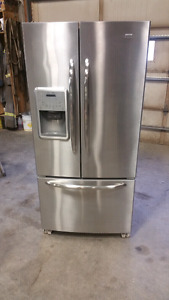 Maytag Stainless Steel French Door Fridge