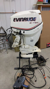 2007 Evinrude 115hp with Controls, $3999 OBO