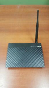 ASUS Wireless Router (RT-N10P)