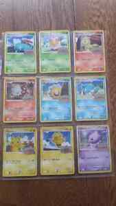 Pokemon rumble complete set