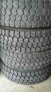 Tires 225/70R19.5