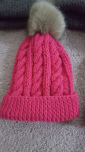 Hand Knitted Women's Winter Toques!!
