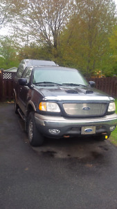 2003 Ford F-150 Lariat Pickup Truck - Trade for Motocycle -