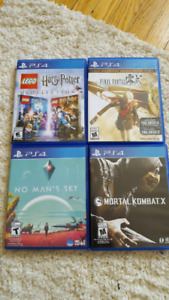 Cheap New Ps4 Games
