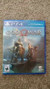 God of war PS4 brand new