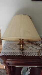 Hanging Swag Lamp