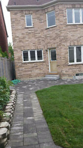 beautiful detached home for rent at markham cornell