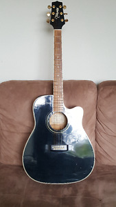 Takamine G Series Acoustic Cutaway Guitar with Pickup