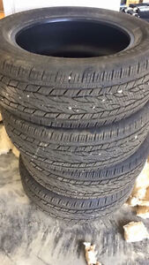 275/55R20 continental tires GMC take offs