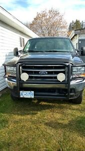 2004 Ford F-250 super cab XLT Pickup Truck