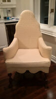 2 elegant armchairs for sale