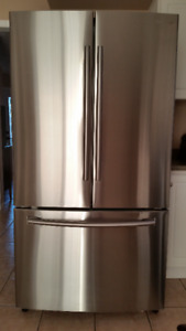 Samsung Stainless Steel 25.5 cu. ft. French Door Refrigerator