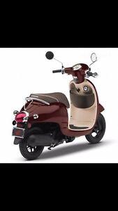 Scooter Honda Giorno 2013