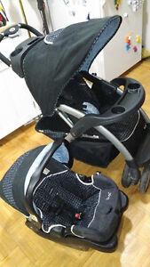 Safety First Lux Coach Travel System
