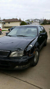 1997 Infiniti I30 Sedan - For Repair or for Parts