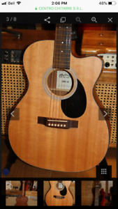 Martin omc-1e for sale /electric acoustic