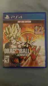 Dragonball for the PS4
