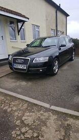 Audi A6 Avant SE 2.0ltr Tdi