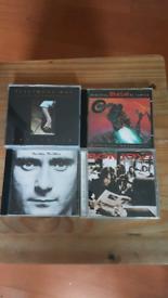 4 x cd bundle