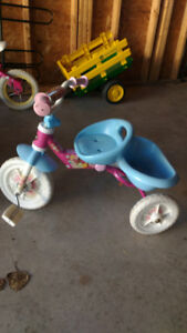 Tricycle girls