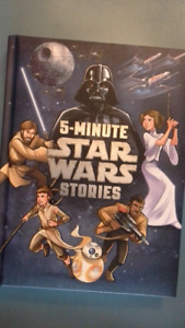 5 minute Star Wars stories by Disney / Lucasfilm