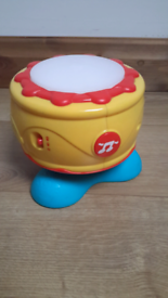 Kids Bongos, Musical Drum. Lights & Sounds. A great present or gift